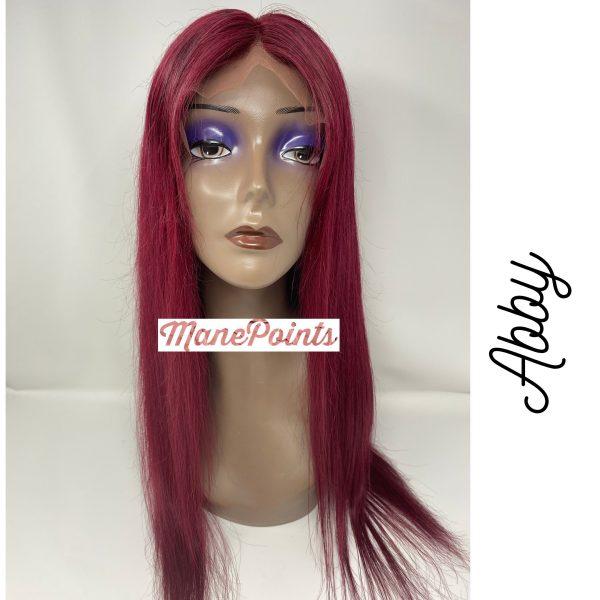 Abby Human Wigs